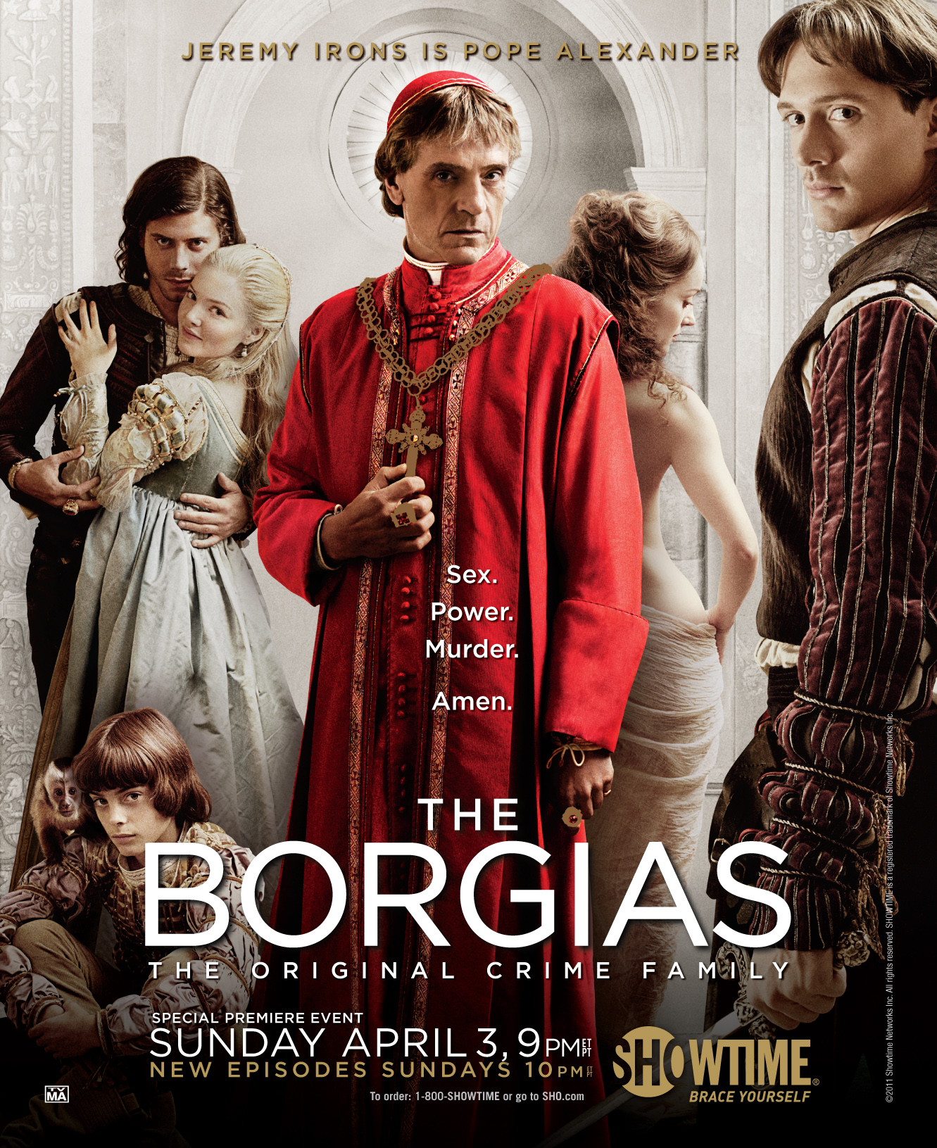 The Borgias Saison 2 [E10/10]  [HDTV] [VOSTFR]